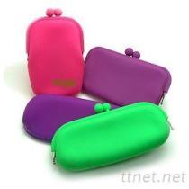 化妝包 矽利康包包 矽膠零錢包