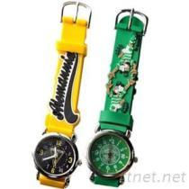 PVC手表 硅胶手表 运动手表
