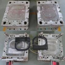 汽车零配件类双色模具制造与注塑成型加工塑料制品工艺品定制模具