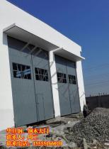 工廠鋼木大門, 鋼木門, 工廠鋼木大門
