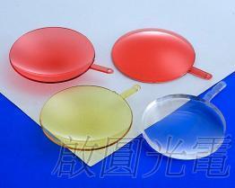 彩色眼镜镜片