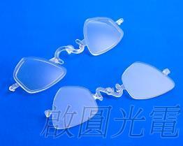 潛水浮水鏡片
