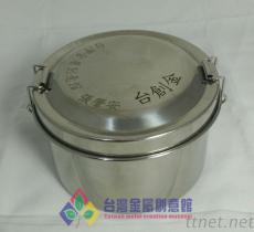 304不鏽鋼金屬餐盒