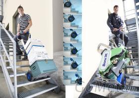 欧洲进口SANO - 电动爬楼梯机