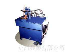 RW-7004空压式铁线T型焊接机