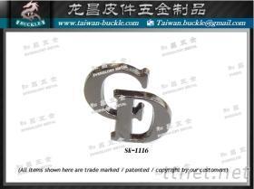 CD金屬名牌, 銅鐵, 商標logo, 品牌裝飾配件, 銘牌