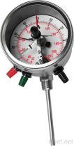 双金属接点温度计 (可调角型)   BTAC