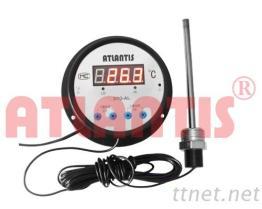 经济型高精度警报数显温度錶 DTG-AL系列