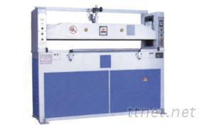 自動油壓平面式裁斷機