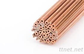 红铜单孔电极管