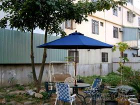 戶外庭園傘布