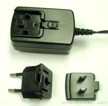 可換插頭電源適配器