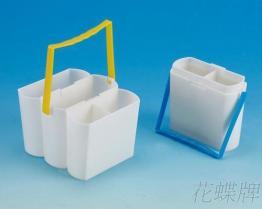 3格组合式手提洗笔筒