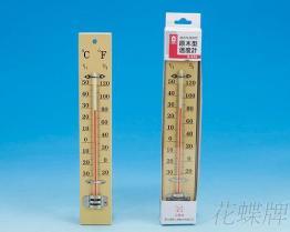 原木型溫度計