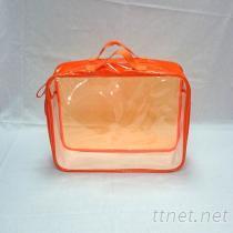 透明手提袋, 防水手提袋, 防水化妝包