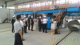 瓦楞紙機設備現場工程(中國)