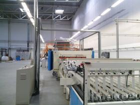 瓦楞紙機設備現場工程(波蘭)