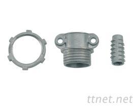 锌合金压铸-螺丝, 螺母