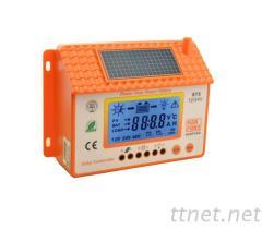 2016全新MPPT太陽能控制器20A帶LCD數顯