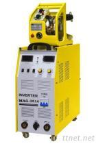 變頻式C02 / MAG半自動焊機