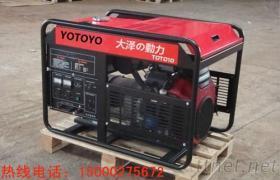 10kw合资汽油发电机