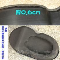 誠都牌, DD31, 自黏式, 厚0.6cm, 23㎝×100㎝, 隔音墊, 小尺碼, 有背膠, 制震墊, 小片隔音材質, 耐高溫