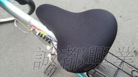 自行車 隔熱椅套, 腳踏車 透氣網墊套, ART-1