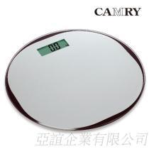 【CAMRY】極簡現代數位體重計(輕薄型)