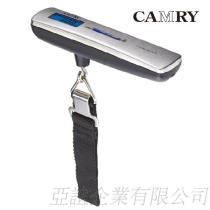 【CAMRY】藍光夜視數位行李秤