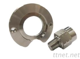 CNC車床加工 齒輪加工(不鏽鋼)