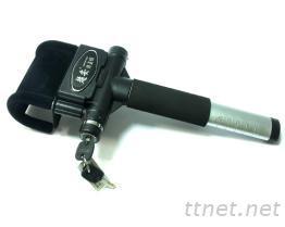 超安S-5858-ST超音波震动防盗锁-汽车方向盘锁
