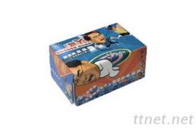 盒裝廣告面紙系列-巧巧盒廣告面紙
