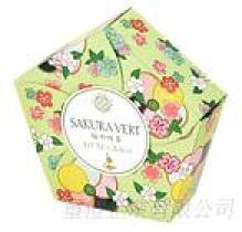 5角花紙盒