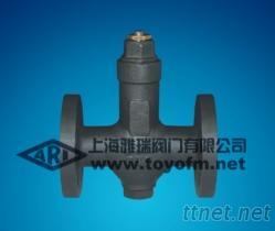 STC可调恒温式波纹管式蒸汽疏水阀