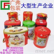 佳木斯市马口铁盒定做 铁罐厂家 铁盒生产厂家广弗包装有限公司
