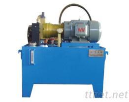 工程機械液壓系統, 液壓系統設備