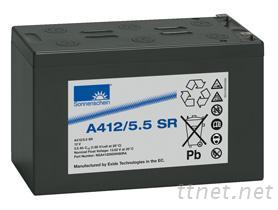 UPS電源, 蓄電池