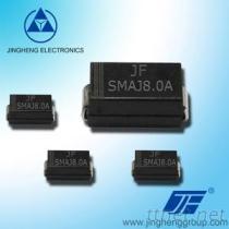 SMA封裝 瞬態電壓抑制管 TVS管 SMAJ5.0 thru SMAJ440A