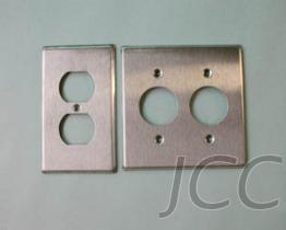 插座孔/出線不鋼蓋板(Stainless Wall-plates)