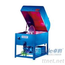 寶玉石機械設備, 自動單刀片油切機, 玉石開料切割機器