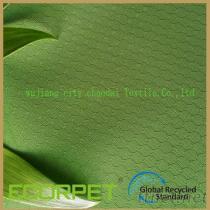 RPET足球格面料, 寶特瓶環保面料, 再生滌綸面料