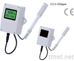 IC100L 出線型 一氧化碳/溫溼度傳送器