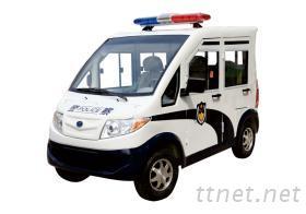 四輪電動汽車五座電動巡邏車成人代步汽車