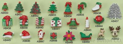 尼龍鈕釦 AB430~AB503