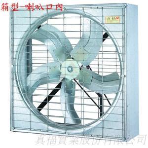 送風機 - 箱型(皮帶式)