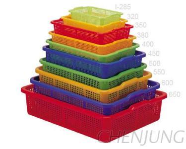 公文林, 塑膠籃