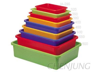 密林, 塑膠籃