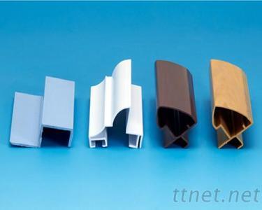 塑膠木紋框條