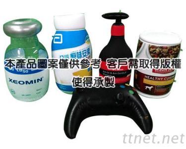 广告促销赠品-吹气玩具