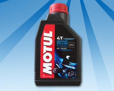 MOTUL 4T 10W/40 摩特机车润滑油